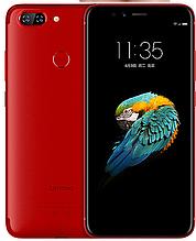 "Lenovo S5 4/64GB / Global / 5.7"" Full HD / IPS / Red & Rose / Snapdragon 625 / 13 Мп +13 Мп / Червоний"