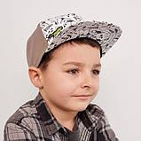 Фул кеп для мальчика ТМ Дембохаус от 1 до 3 лет, Бернардо, фото 3