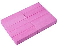 Баф маникюрный 4х сторонний цветной упаковка 10шт.