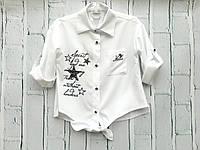 Блузка для девочек. 128- 152 рост.