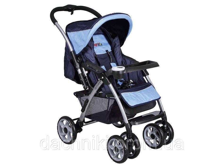 Универсальная всесезонная детская коляска NEO BABY 703