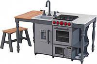 Игровая Детская кухня Chef's Cook N Create Island KidKraft 53420