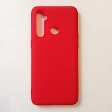 Чехол для Realme 5 Pro SMTT Red