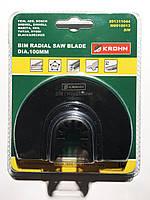 """HSS Радиальный пильный диск с зубцами, диаметр 100 мм (4"""" )"""