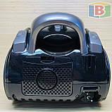 Пылесос колбовый 3.5 л НЕРА-фильтр Rainberg RB-655 2500W, фото 5