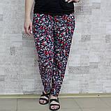 "Брючки летние женские ""АССОРТИ"", 46-52 размер. ""Kenalin"". Летние женские брюки, фото 4"