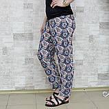 "Брючки летние женские ""АССОРТИ"", 46-52 размер. ""Kenalin"". Летние женские брюки, фото 6"