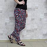 "Брючки летние женские ""АССОРТИ"", 46-52 размер. ""Kenalin"". Летние женские брюки, фото 7"