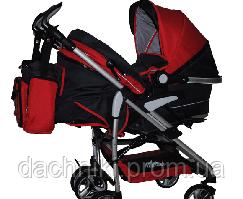 Универсальная всесезонная детская коляска NEO BABY 702