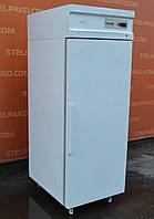Холодильный промышленный глухой шкаф «Polair CM107-S» 0.7 м. (Россия), идеальное состояние, Б/у