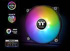 Вентилятор Thermaltake Pure 20 ARGB Sync TT Premium Edition (CL-F081-PL20SW-A), 200х200х30 мм, 3pin, черный, фото 3