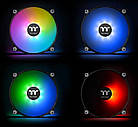 Вентилятор Thermaltake Pure 20 ARGB Sync TT Premium Edition (CL-F081-PL20SW-A), 200х200х30 мм, 3pin, черный, фото 5