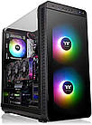 Вентилятор Thermaltake Pure 20 ARGB Sync TT Premium Edition (CL-F081-PL20SW-A), 200х200х30 мм, 3pin, черный, фото 6