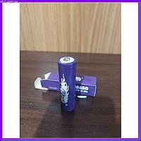 Аккумулятор Efest 3.7V 18650 2500 mah аккумуляторная батарейка для фонариков