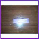 Аккумулятор Efest 3.7V 18650 2500 mah аккумуляторная батарейка для фонариков, фото 5