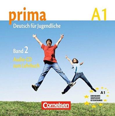 Prima-Deutsch fur Jugendliche 2 (A1) CD