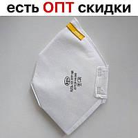 Защитная маска респиратор Ruta 101 FFP1 NR (фиксатор для переносицы), фото 1
