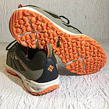 Кроссовки columbia vapor vent bl4524-383 40,5 размер, фото 5