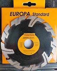 Алмазный диск 230мм 22,2 Европа Glubokorez