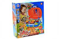 Набор игровой детский «Барбекю» (свет, звук, продукты) W049