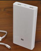 Powerbank Xiaomi  Mi6 20000 Mah повербанк, повер банк, power bank, портативный аккумулятор ксиоми