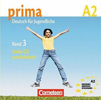 Prima-Deutsch fur Jugendliche 3 (A2) CD