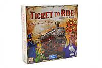 Настольная игра Ticket to Ride: Америка (оригинал), фото 1