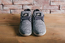 Подростковые кроссовки джинсовые весна/осень серые CrosSAV 41, фото 3