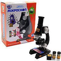 Научная игрушка Микроскоп Limo toy c подсветкой (C2119)