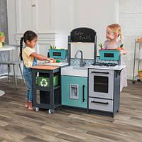 Игровая Детская кухня Garden Gourmet KidKraft 53442 с системой легкого сбора EZ Kraft Assembly