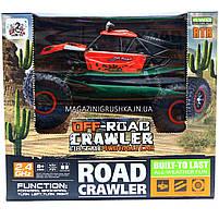 Автомобиль джип на пульте управления Sulong Toys 1:18 Off-road Crawler Super Sport Красный (SL-001R), фото 2