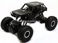 Автомобиль джип на пульте управления Sulong Toys 1:18 Off-Road Crawler Tiger Металлический Черный (SL-111MB), фото 4
