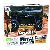 Автомобиль джип на пульте управления Sulong Toys 1:18 Off-Road Crawler Tiger Металлический Черный (SL-111MB), фото 6