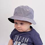 Панама для мальчика, ТМ Дембохаус, от 9 до 18 месяцев, Бенисио, фото 4