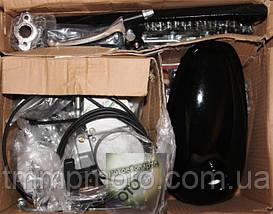 Веломотор (дырчик) Ф 80см3 / F80 на велосипед 80 сс 47мм без стартера комплект, фото 3