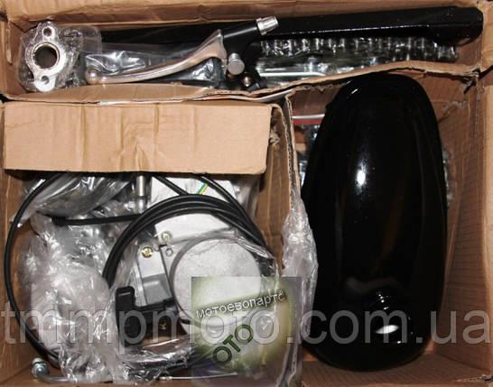 Веломотор (дырчик) Ф80 см3 / F80 на велосипед 80 сс  47мм без стартера веломотор комплект, фото 2