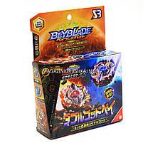 БейБлейд вовчок іграшка ВВ846 Подвійне затемнення Сан+Мун 5 сезон, фото 10