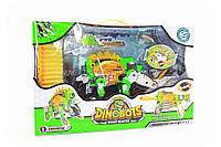 Динобот-трансформер Dinobots Стегозавр SB375, фото 1