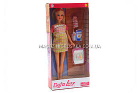 Кукла игрушечная Defa Lucy с ребенком 8357