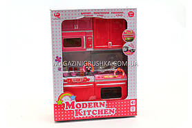 Кухня детская для кукол «Modern kitchen» QF26213PW