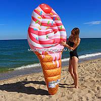 Матрас надувной Intex Мороженое (Ice Cream) арт.58762. Отлично подходит для отдыха на море, в бассейне, фото 8