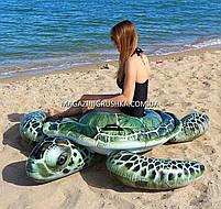 Матрас надувной Intex Черепаха (Popsicle) арт.57555. Отлично подходит для отдыха на море, в бассейне, фото 6