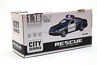 Машина дитяча «Поліцейський автомобіль (звук, світло) WY560B, фото 2
