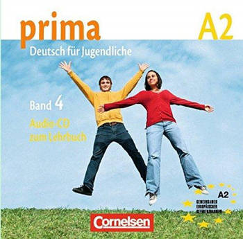 Prima-Deutsch fur Jugendliche 4 (A2) CD