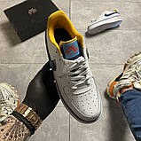 Женские кроссовки Nike Air Force 1 Swoosh Chain Pack, женские кроссовки найк аир форс 1, фото 3