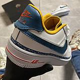 Женские кроссовки Nike Air Force 1 Swoosh Chain Pack, женские кроссовки найк аир форс 1, фото 7