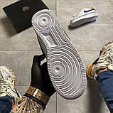Женские кроссовки Nike Air Force 1 Swoosh Chain Pack, женские кроссовки найк аир форс 1, фото 8