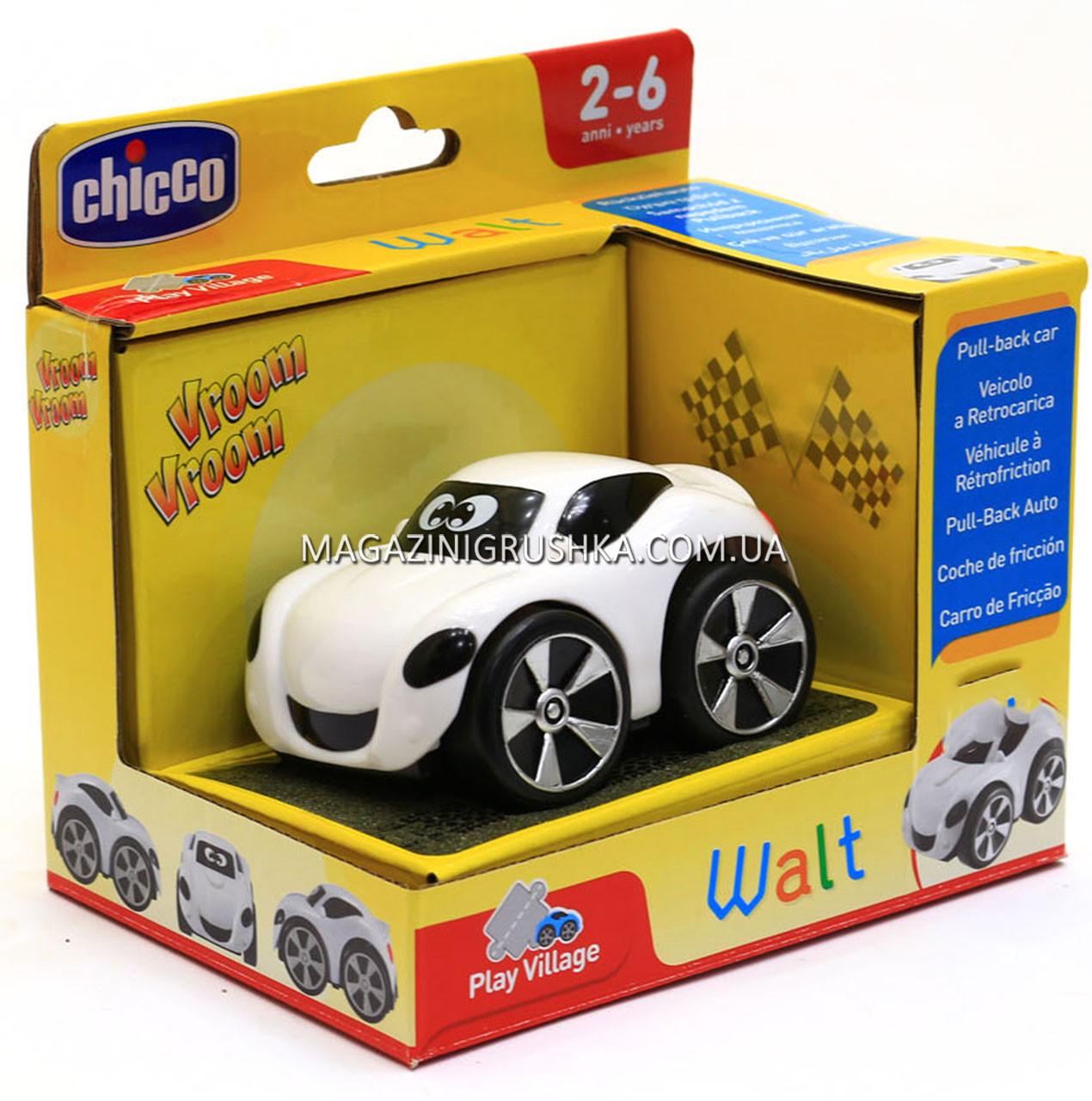 Машинка детская игровая Chicco - «Stunt walt» 09363.00