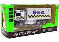 Машинка игровая автопром «Полицейская машинка» (свет, звук) 7791, фото 2