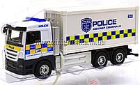 Машинка игровая автопром «Полицейская машинка» (свет, звук) 7791, фото 3